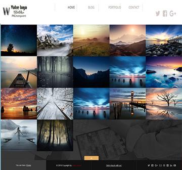Votre site web, portfolio et de vente en ligne de vos articles ou reportages photos